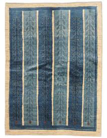 Γκάμπεθ Περσία Χαλι 154X210 Σύγχρονα Χειροποιητο Σκούρο Μπλε/Μπλε (Μαλλί, Περσικά/Ιρανικά)