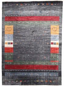 Γκάμπεθ Loribaft Χαλι 172X240 Σύγχρονα Χειροποιητο Σκούρο Γκρι/Ανοιχτό Γκρι (Μαλλί, Ινδικά)