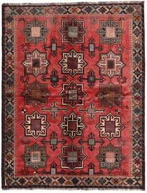 Ghashghai Υπογράφεται: Kadamali Year 1374 (1995) Χαλι 167X213 Ανατολής Χειροποιητο Μαύρα/Σκούρο Καφέ (Μαλλί, Περσικά/Ιρανικά)