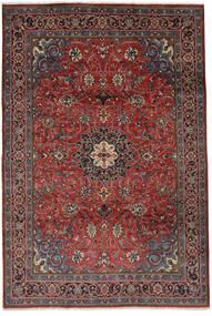 Mahal Χαλι 215X315 Ανατολής Χειροποιητο Μαύρα/Σκούρο Καφέ (Μαλλί, Περσικά/Ιρανικά)