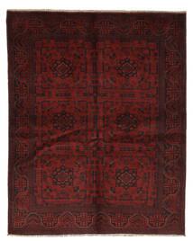 Afghan Khal Mohammadi Χαλι 148X187 Ανατολής Χειροποιητο Μαύρα/Μπεζ (Μαλλί, Αφγανικά)