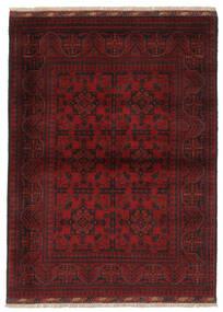 Afghan Khal Mohammadi Χαλι 107X148 Ανατολής Χειροποιητο Μαύρα (Μαλλί, Αφγανικά)