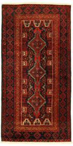 Beluch Χαλι 96X193 Ανατολής Χειροποιητο (Μαλλί, Περσικά/Ιρανικά)