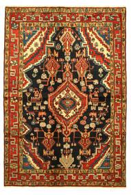 Hamadan Χαλι 138X203 Ανατολής Χειροποιητο (Μαλλί, Περσικά/Ιρανικά)